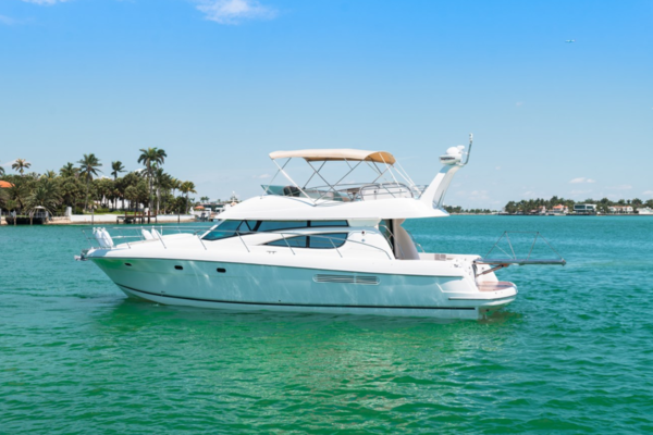 46-ft-Jeanneau Prestige-2003--CUT TO THE CHAISE Miami Beach Florida United States  yacht for sale