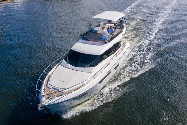 46' Ferretti Yachts 450 2017 | Ya Ya