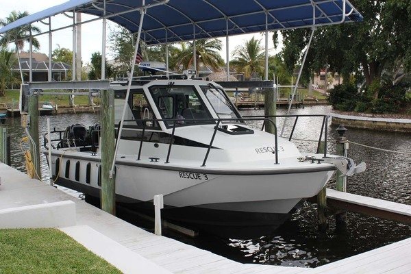 27-ft-Boston Whaler-2016-Challenger-Rescue 3 Cape Coral Florida United States  yacht for sale
