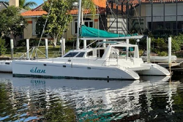 44-ft-Voyage Yachts-2003--E'LAN Punta Gorda Florida United States  yacht for sale