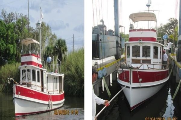40-ft-Marine Trader-1984-Pilgrim 40 North Castle Marine- Harrison Tennessee United States  yacht for sale