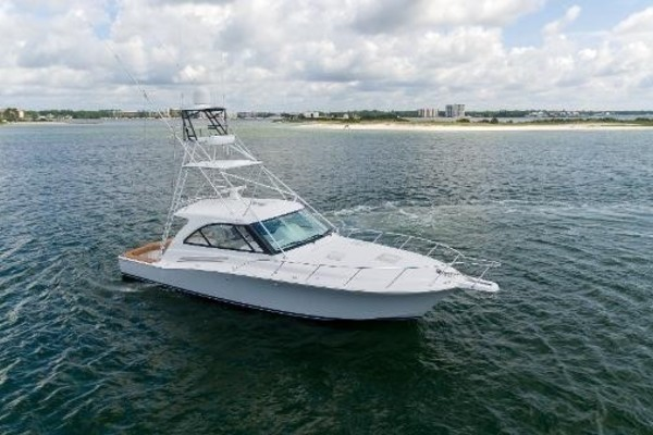 45-ft-Hatteras-2017-GT45 Express-SHOW DEMO! Orange Beach Alabama United States  yacht for sale
