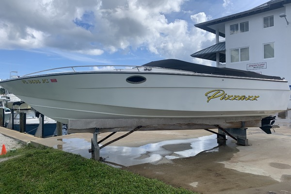 25-ft-Corsair-1988-25-Pizzazz Stuart Florida United States  yacht for sale