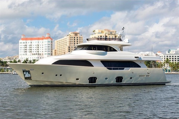 86-ft-Custom Line-2013-Navetta 26-Slainte III Ocean Reef Florida United States  yacht for sale