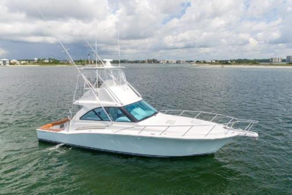 45-ft-Hatteras-2018-GT45 Express Bridge-New Boat * Show Demo Orange Beach Alabama United States  yacht for sale
