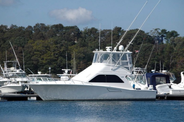 43-ft-Cabo-2004-Sport Fisherman-Elizabeth Anne Stuart Florida United States  yacht for sale
