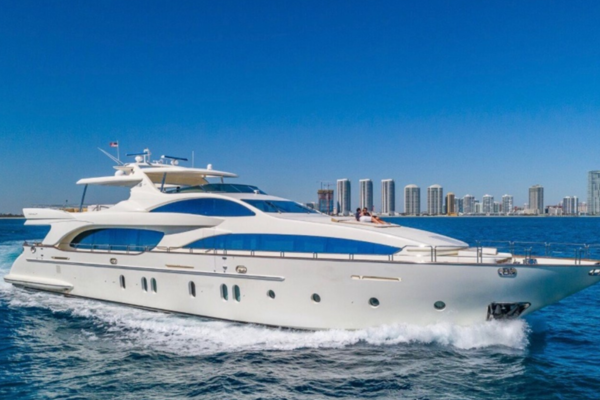 116-ft-Azimut-2005--Flawless III Aventura Florida United States  yacht for sale