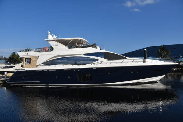 82-ft-Azimut-2011- Benetti 82 MY-Lady Marie Claire Ft. Lauderdale Florida United States  yacht for sale