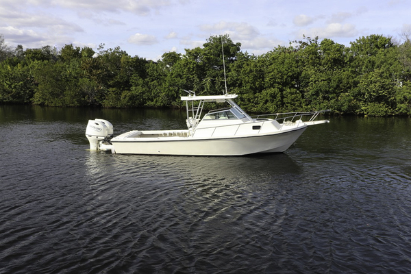 25-ft-Parker-2000-2510 Walkaround- Fort Lauderdale Florida United States  yacht for sale