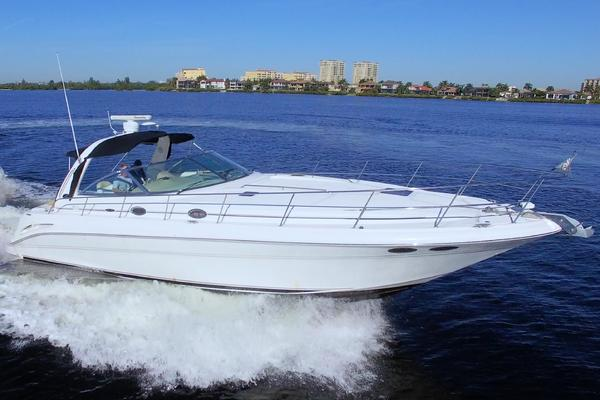 41-ft-Sea Ray-2003-410 Sundancer-Hit The Gas Palmetto Florida United States  yacht for sale