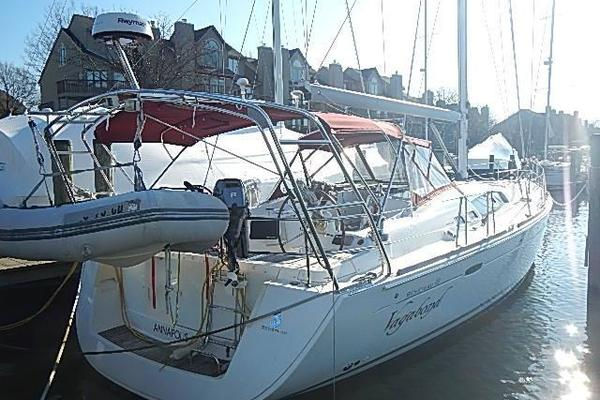 49-ft-Beneteau America-2009-- Annapolis Maryland United States  yacht for sale