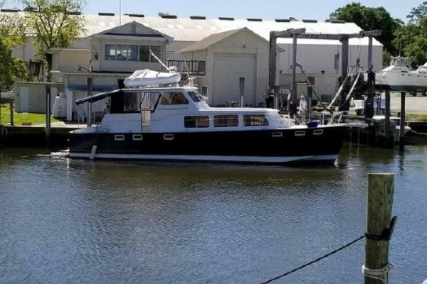 50-ft-Huckins-1962-Fairform Flyer-Lady Huck Morehead City North Carolina United States  yacht for sale