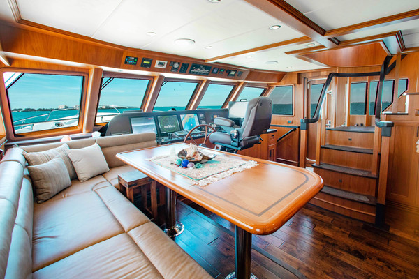 2015 Outer Reef Yachts 82 CPMY  Barbara Sue II  Sa