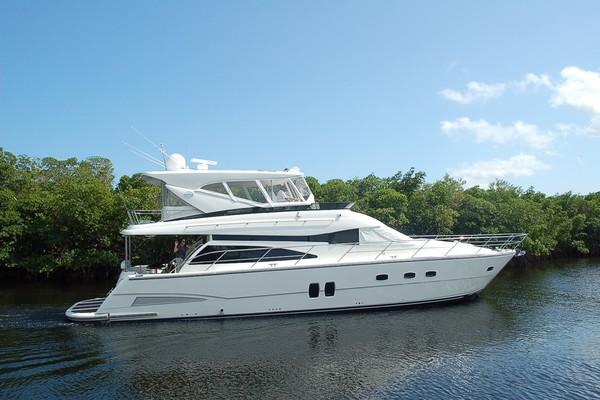 52-ft-Neptunus-2007-Flybridge-On the Marks Ocean Reef  Florida United States  yacht for sale