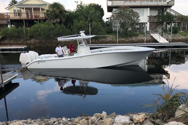 34-ft-Yellowfin-2005-Center Console-Depth Collector Lenox Georgia United States  yacht for sale