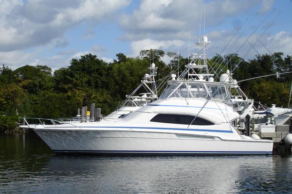57-ft-Bertram-2007-Sportfish Convertible-NO NAME 570 BERTRAM Coco Plum Florida United States  yacht for sale