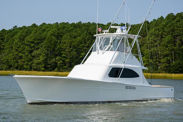 42-ft-Gamefisherman-2002-Custom Sportfisherman-Sarah Jean Stuart Florida United States  yacht for sale
