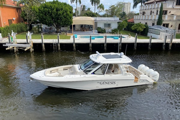 38-ft-Boston Whaler-2020-380 REALM-THE GENESIS Stuart Florida United States  yacht for sale