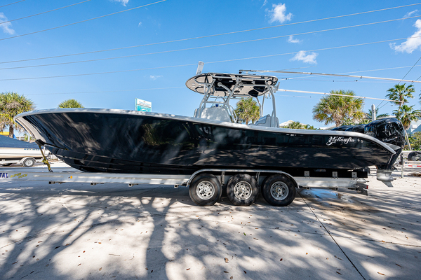 34' Yellowfin  2016 | Patriot