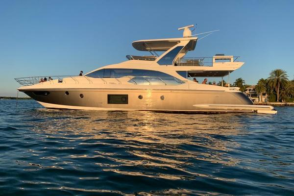 66-ft-Azimut-2018--Akali North Miami Florida United States  yacht for sale