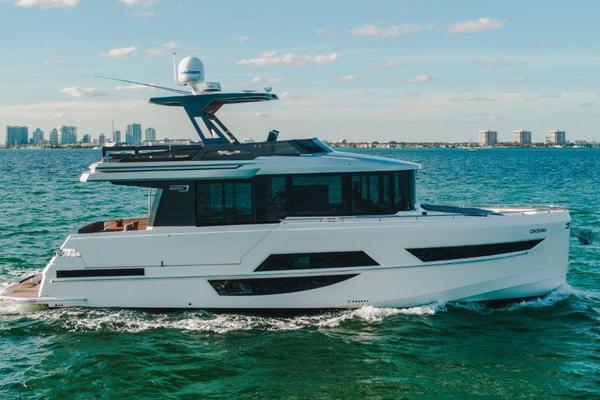 50-ft-Okean-2019-Flybridge-VEDGE Miami Florida United States  yacht for sale