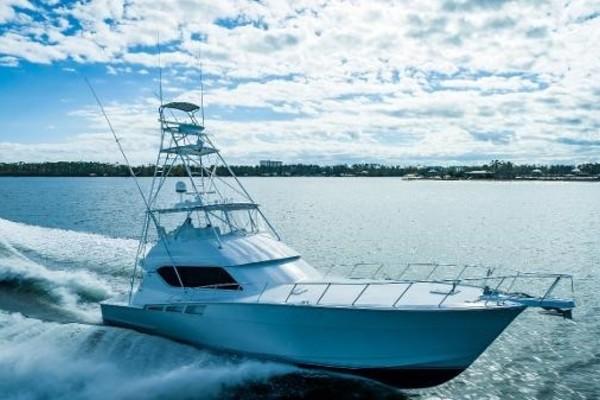 60-ft-Hatteras-1999-Sportfish-My Time VI Orange Beach Alabama United States  yacht for sale