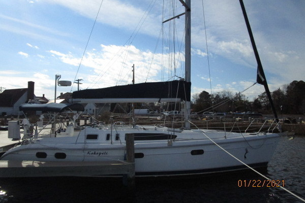 37-ft-Hunter-1997-376-Kokopeli St. Michaels Maryland United States  yacht for sale