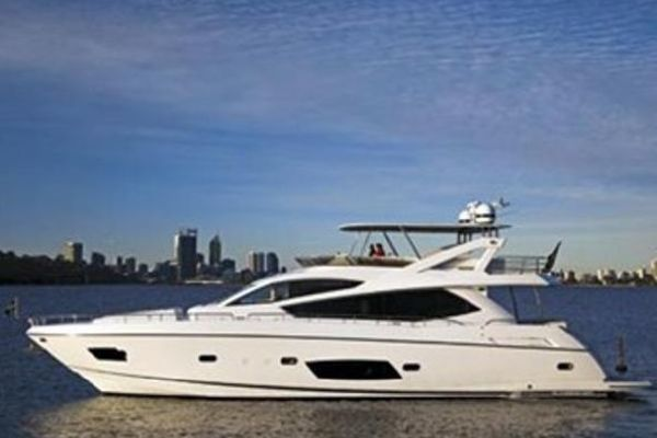 74' Sunseeker Manhattan 2012 |