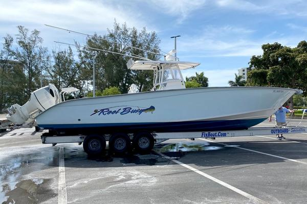 36-ft-Cape Horn-2008-36 XS-Reel Busy Miami Florida United States  yacht for sale