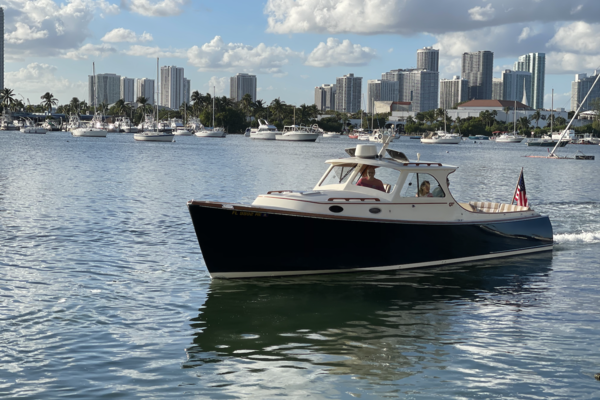 36-ft-Hinckley-2001-36 Picnic-Sea Horse Miami Beach Florida United States  yacht for sale