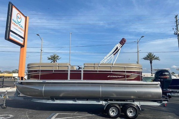 22-ft-Starcraft-2021-LX 22 R- Tampa Bay Florida United States  yacht for sale