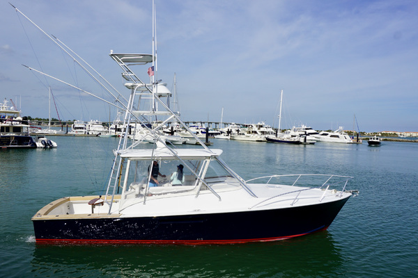 38' Custom Canyon Knowles 2009 | Tuna Colada