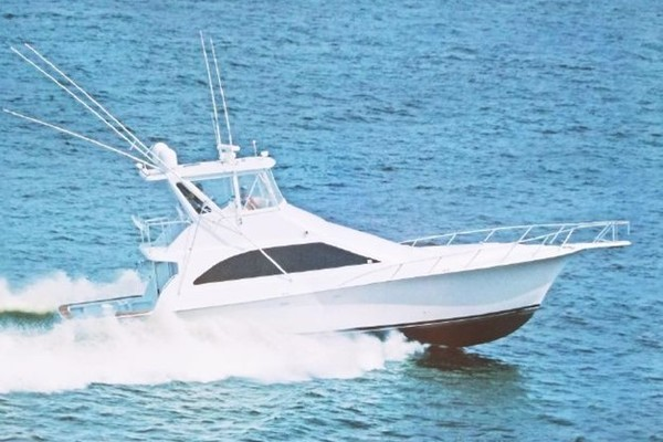 48' Ocean Yachts Super Sport 1999   Lady Di Ii
