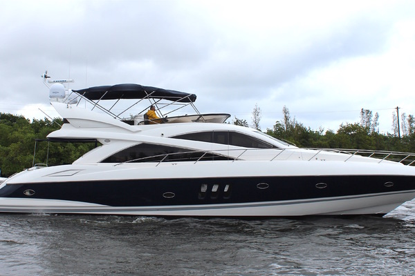 72' Sunseeker Manhattan 2006 |