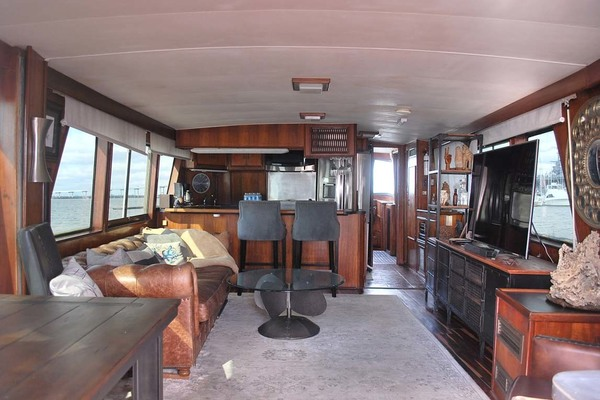 1977Hatteras 58 ft 58 Motor Yacht   Nothing Else Hatters