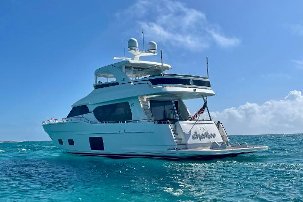 71' Ocean Alexander 70 Evolution 2019 | Charitoo
