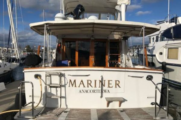 Picture Of: 52' Ocean Alexander 50 Mark II 1988 Yacht For Sale | 3 of 27