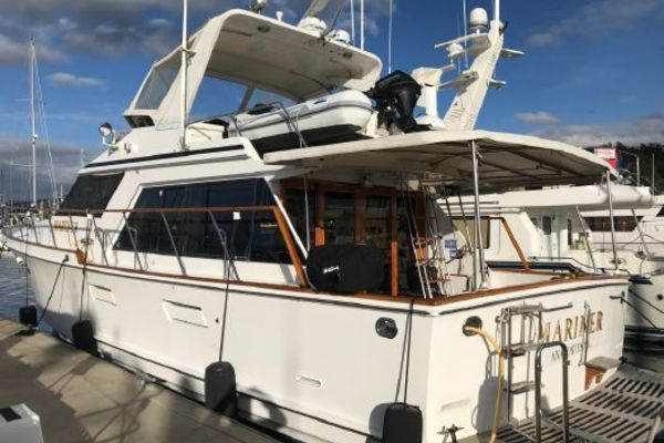 Picture Of: 52' Ocean Alexander 50 Mark II 1988 Yacht For Sale | 2 of 27