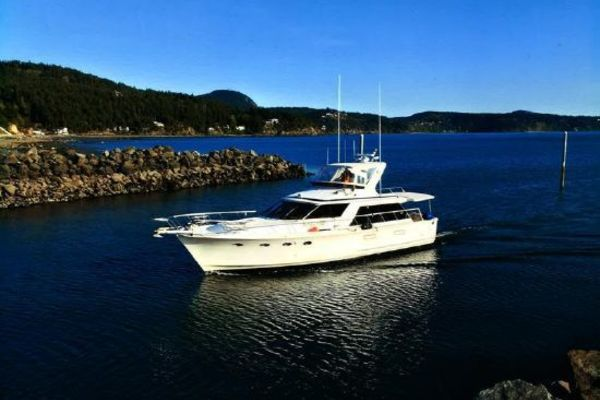 Picture Of: 52' Ocean Alexander 50 Mark II 1988 Yacht For Sale | 1 of 27