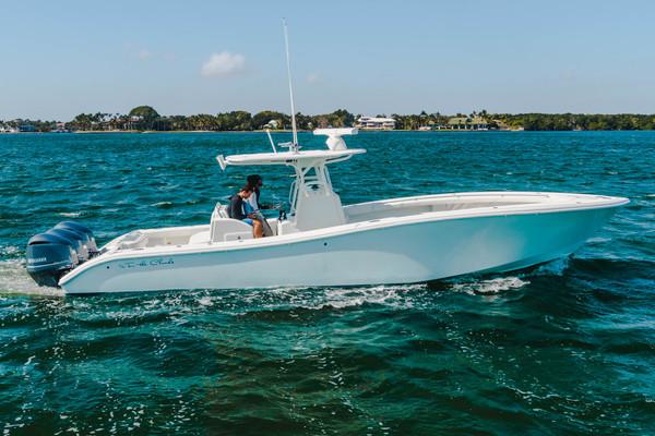 36' Yellowfin  2012 |
