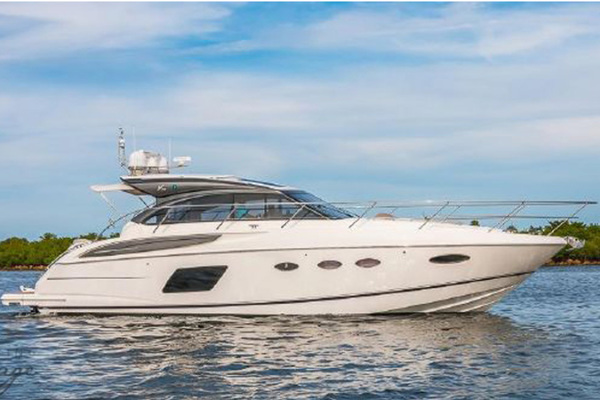 48' Princess V48 2014 | Galati Yacht Sales Trade