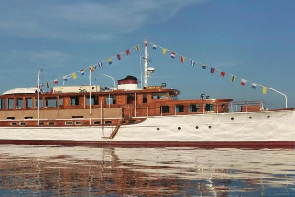 78' Classic Ny Yacht, Launch And Engine 1932 |