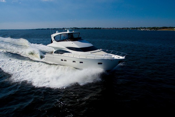 59' Marquis 59 Flybridge 2004 | Blue Abyss