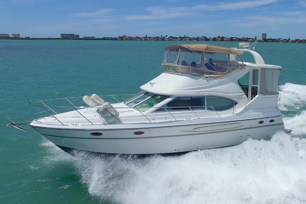 41-ft-Maxum-1999-4100 SCA- Clearwater Florida United States  yacht for sale