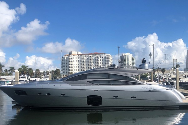 74-ft-Pershing-2021-74-QUALITY TIME Fort Lauderdale Florida United States  yacht for sale
