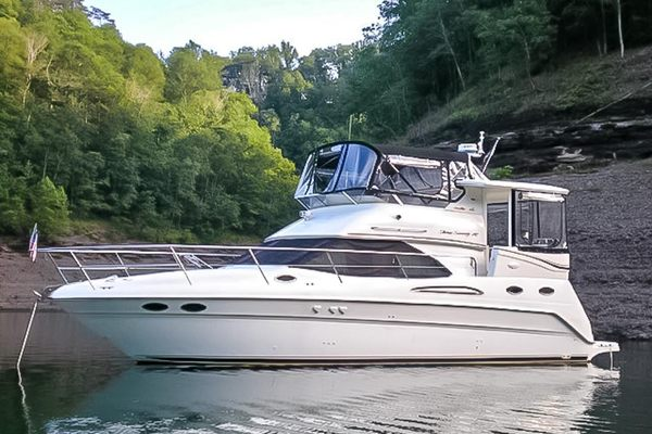 1997Sea Ray 37 ft 370 Aft Cabin   Baileyswitch II