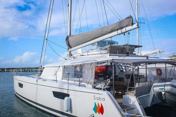 50' Fountaine Pajot Saba 50 2018 | Tlsea