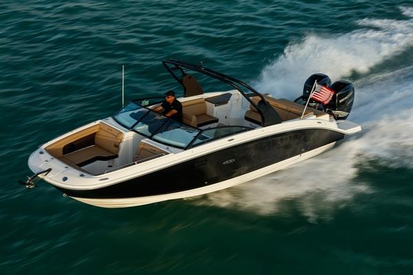 Sea Ray  290 SDX OB