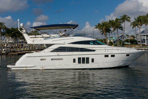 58' Fairline  2013 | Conch Life
