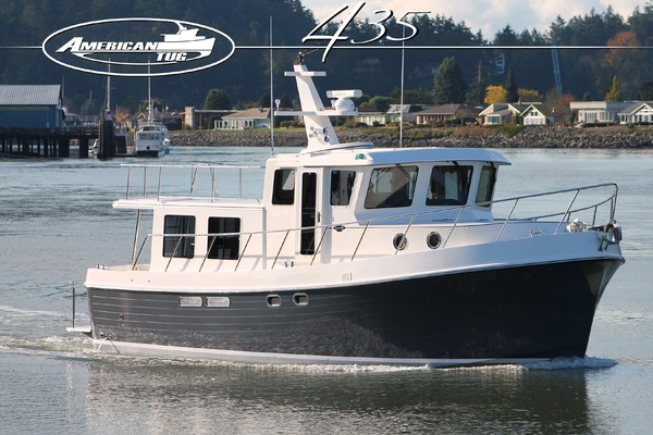 43' American Tug  2021 |